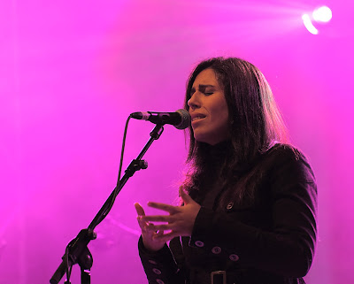 Fotografias del concierto de Luar Na Lubre en Vélez Málaga