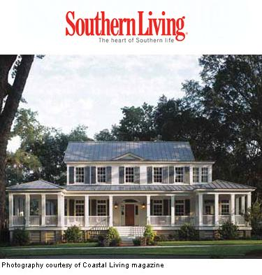 The jones journal a place to call home Southern charm house plans