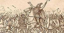 De cómo Gunderico fue rey de alanos y vandalos