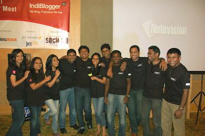 Indiblogger Team - Kadzilla's Lounge