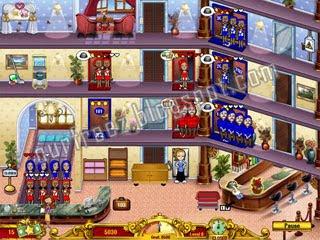 Game Hotel Dash
