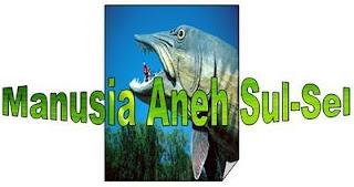 photo manusia aneh di Sulawesi Selatan (Sul-Sel)