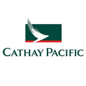 cathay pacific logo travel and tourism