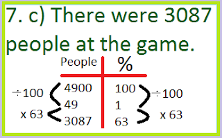 how to find the percentage of a number easy way