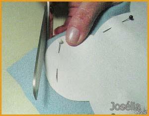 """Esta é a maneira tradicional que eu utilizo e que a """"Josélia"""