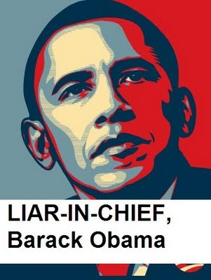 Obama king of lies
