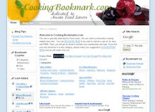Award Cookingbookmark.com