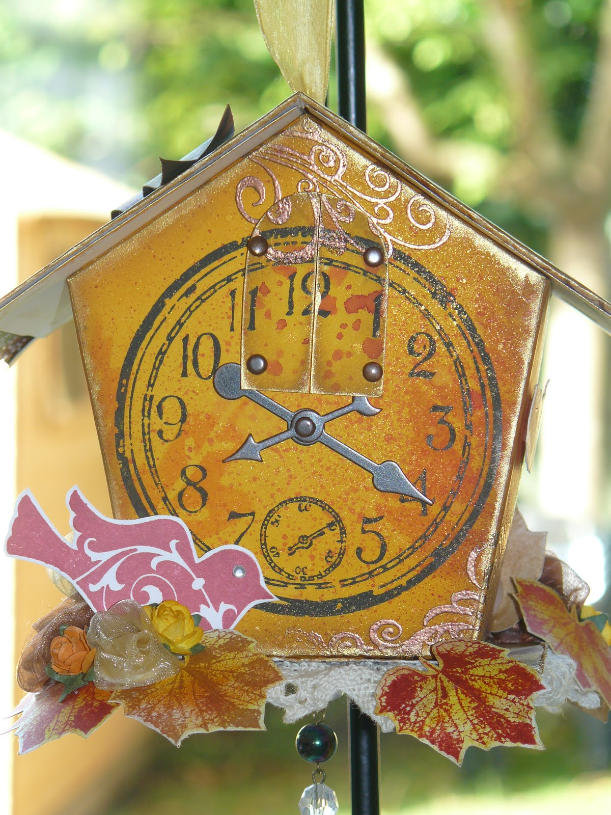 Sentimental Sundays 23 Time Captured In Autumnal