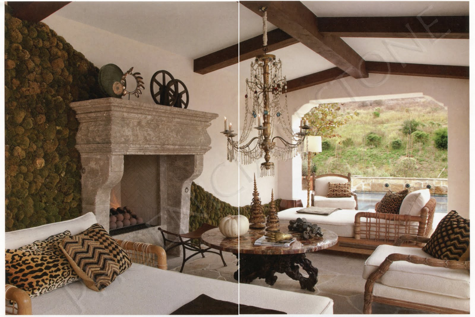 California Home Magazine The 2009 Philharmonic Showcase House Of The Year In Orange County California