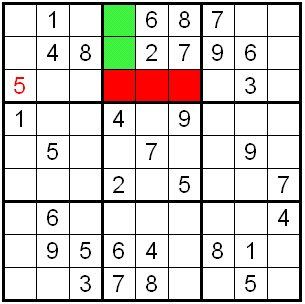 sudoku and candidate