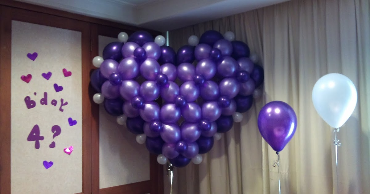 Balloon decorations for weddings birthday parties for Balloon decoration birthday party chennai