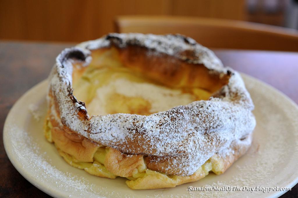 Random Meal Of The Day: The Original Pancake House Dutch Baby
