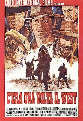 Filme Poster Era uma Vez no Oeste DVDRip XviD Legendado