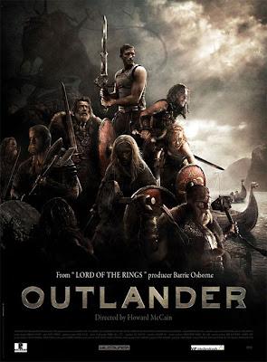 Filme Poster Outlander: Guerreiro vs Predador DVDRip RMVB Dublado