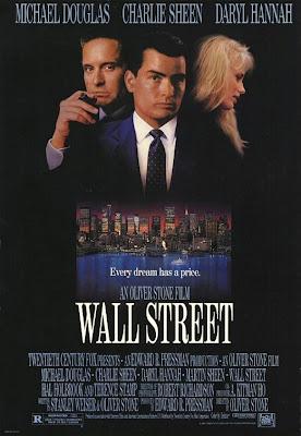 Filme Poster Wall Street - Poder e Cobiça DVDRip XviD + Legenda