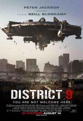 Filme poster Distrito 9 DVDrip XviD-Vision Dual Audio