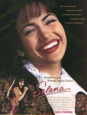 Filme Poster Selena DVDRip XviD + Legenda