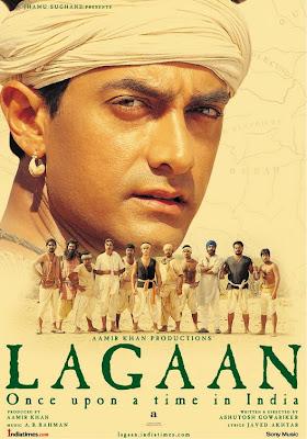 Filme Poster Lagaan - Era Uma Vez na Índia DVDRip XviD + Legenda