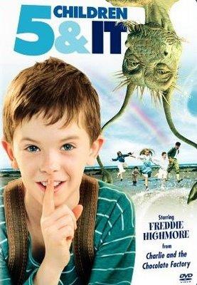 Baixar Filme 5 Criaturas e a Coisa (Dublado) Gratis freddie highmore fantasia c aventura 2004