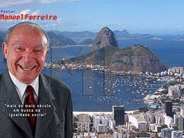 Deputado Pastor Manoel Ferreira