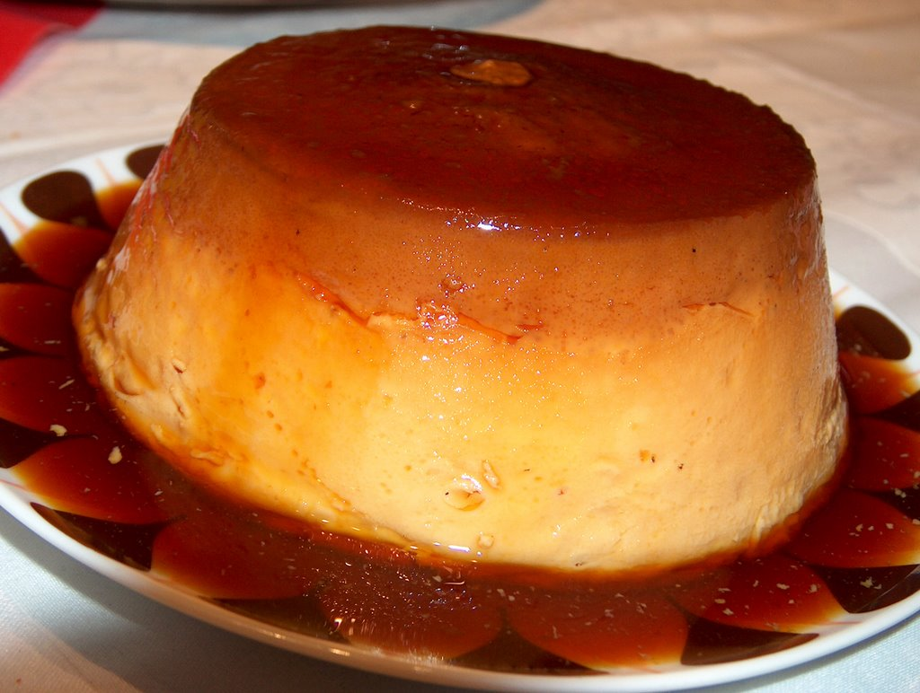 Are you a flan fan?