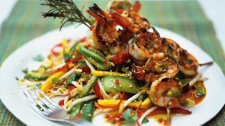 Sweets for Treats!: Amazing Jamie Oliver's Salads