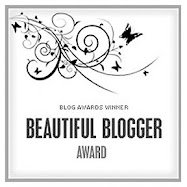 Our Beautiful Blogger Award