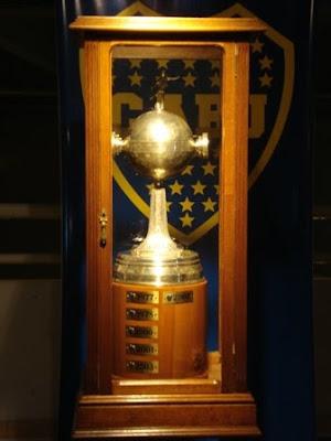 Réplica da Libertadores