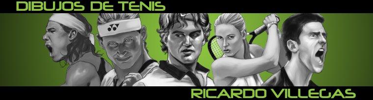 Dibujos de tenis