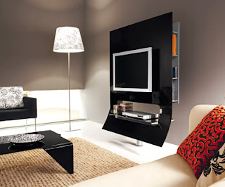 television plasma mobiliario
