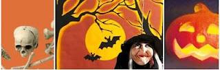 Decora tu tienda en Halloween
