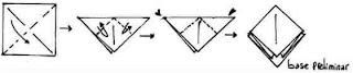 forma basica prelimiar origami