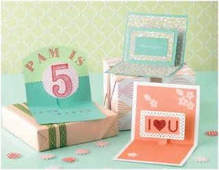 tarjetas de felicitacion con relieve