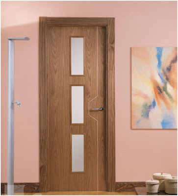 Modern Interior Doors, Custom