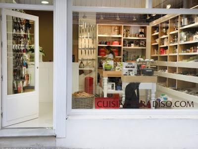 tienda de cocina y productos para la cocina
