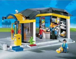 Penpalling and letters playmobil and postal mail for Playmobil post