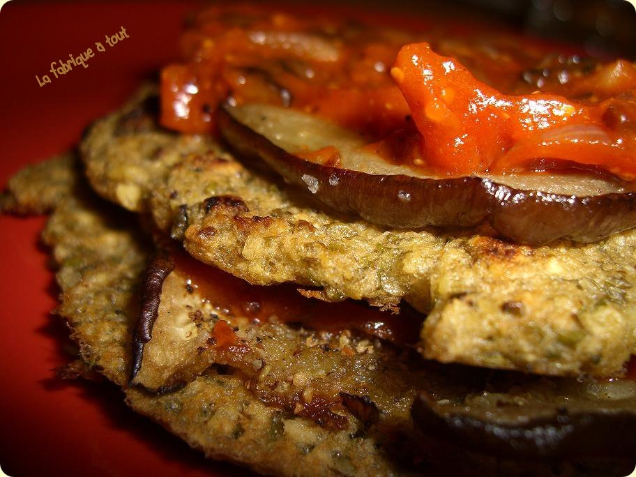 La fabrique tout millefeuille de soja vert aubergine - Comment cuisiner les pousses de soja ...