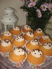 Neue Cupcakes habe ich auch gebacken!