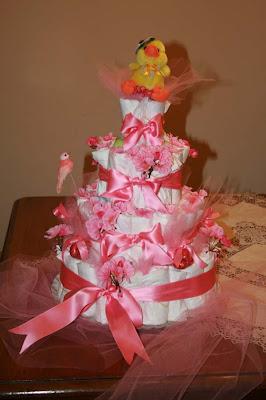 Bebacrea torta di pannolini numero 1 fatta for Aggiunta suocera