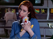 Click on the Space Chicken for a Very 4th of July Star Trek