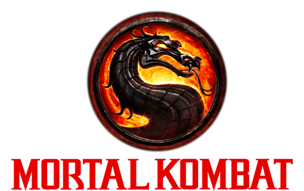 Logo Wallpaper Hd. mortal kombat logo wallpaper.