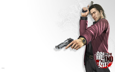#10 Yakuza Wallpaper