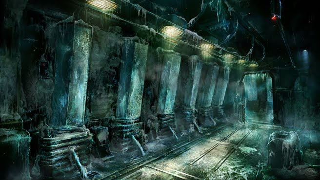 Foyer Wallpaper Xbox : The daily zombies dead space preview excavation