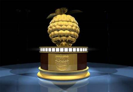 Golden Raspberry Award for Worst Eye-Gouging Misuse of 3-D