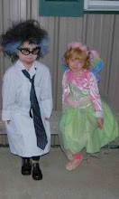 The Mad Scientist and Tinkerbell