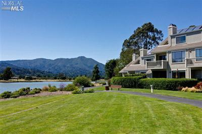For rent in marin county rented shelter bay townhome in for Marin condos for rent