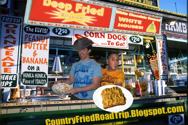 Country Fried Road Trip!