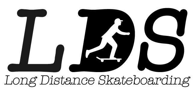 Long Distance Skateboarding