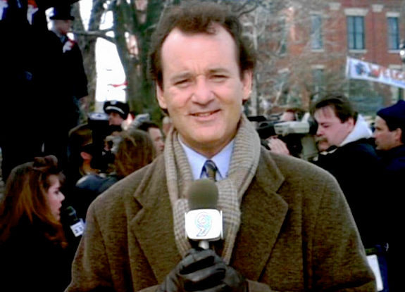 Recently I watched the movie Groundhog Day again.