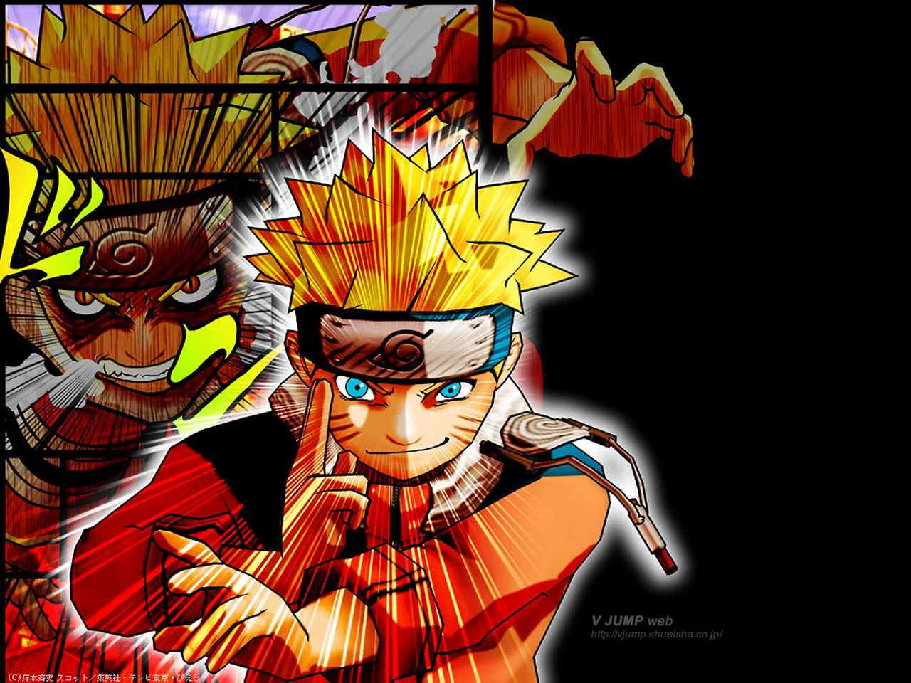 Naruto project: wallpapers